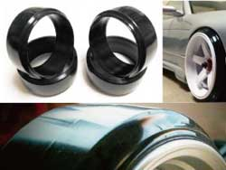 SNIPER ドリフトタイヤ attractive Hellaflush HDPE 4個入り [ST-001PE]