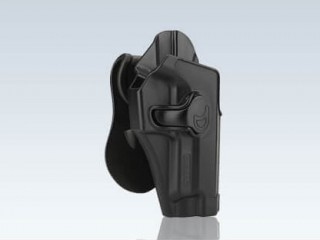 TACTICAL HOLSTER Black(TM,WE,KAW KJW P226 Series) [AM-S226G2]