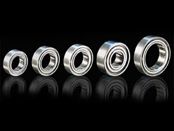 Powers Bearing 10×5×4 10個入 [PJ-BB1050ZZ]