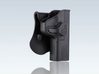 TACTICAL HOLSTER Black(TM,WE,VFC M&P9 Series) [AM-MP9G2]