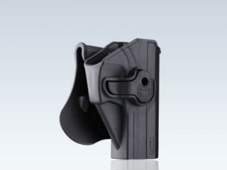 TACTICAL HOLSTER Black(USP Series) [AM-USP]