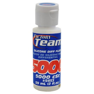 ASSOCIATED Factory Team Silicone Diff Fluid 5000 cSt [No.5453]]