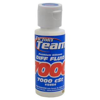 ASSOCIATED Factory Team Silicone Diff Fluid 7000 cSt [No.5454]]